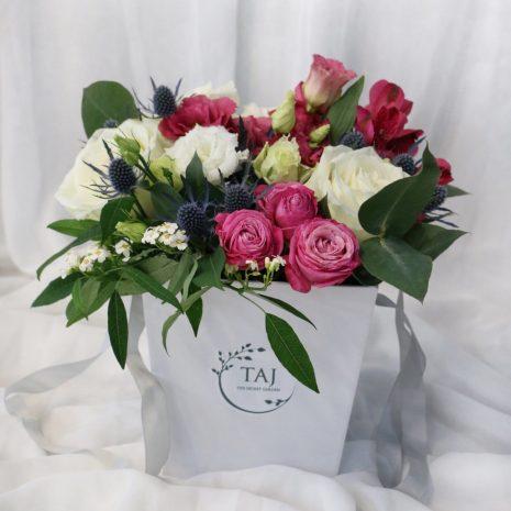 2 cutie flori pitesti