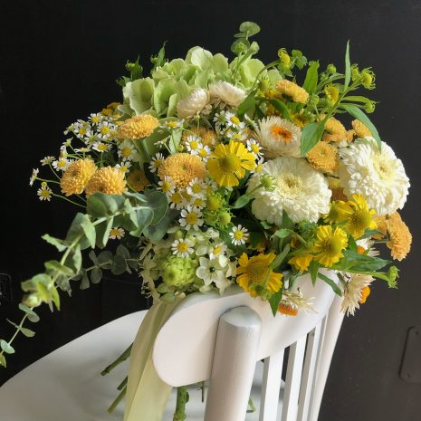 buchet flori de camp