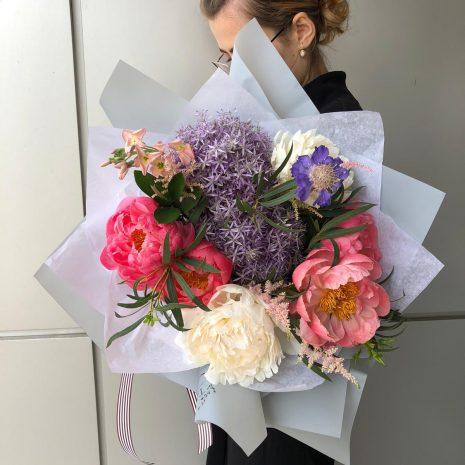 buchete flori domiciliu