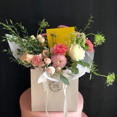 cutie flori pitesti