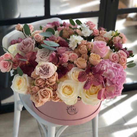 cutii trandafiri