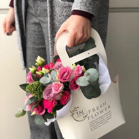 cutii flori taj